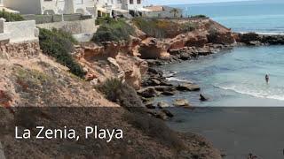 preview picture of video 'by zAkAtYn La Zenia, Playa Orihuela  Alicante Comunidad Valenciana  España Verano 2012'