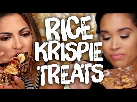 6 Extreme Rice Krispies Treat Creations (Cheat Day)