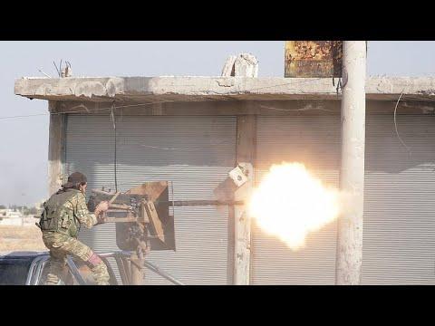 Συρία: Επίθεση σε κομβόι αμάχων – Σε βάθος 30 χλμ. οι τουρκικές δυνάμεις…