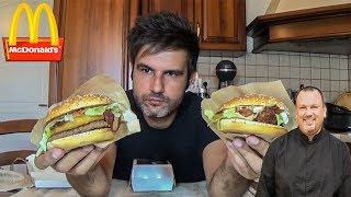 Δοκιμάζοντας Τα Burgers Του Δημήτρη Σκαρμούτσου