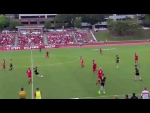 Zev Taublieb Division 1 College Soccer Highlights