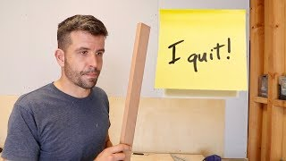 Why I Finished My Apprenticeship & QUIT