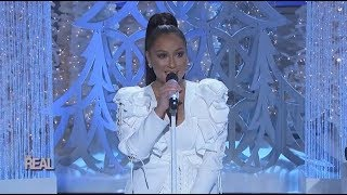 Adrienne's Full Performance of 'The Gift'