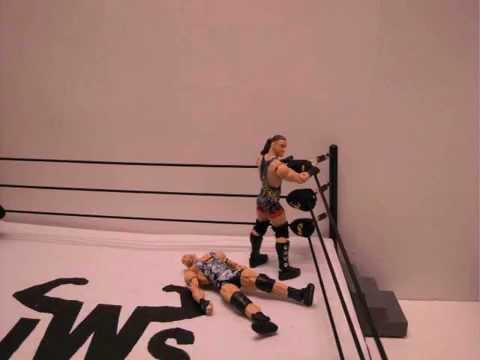 JWS - Split-Legged Moonsault