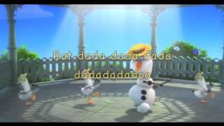 In Summer - Josh Gad [from Frozen] (with lyrics)
