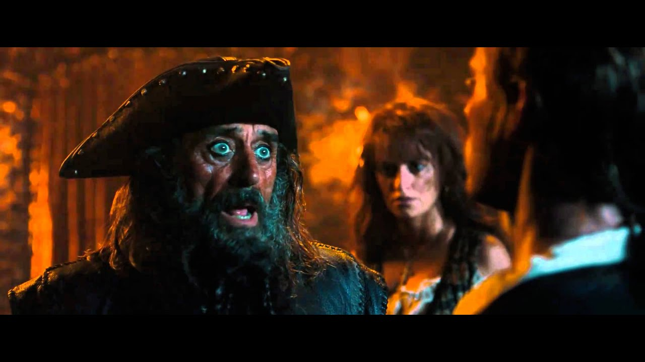 Movie Trailer:  Pirates of the Caribbean: On Stranger Tides (2011)