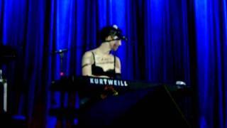 The Dresden Dolls - Glass Slipper: Live In Lexington.