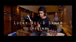 O Sanam - Lucky Ali (Acoustic/ Looper Cover) - Marshall Tyagi