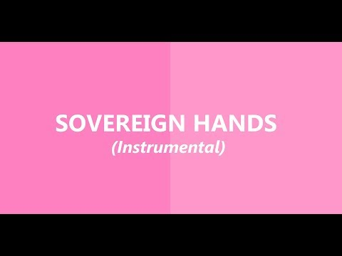 Hillsong Sovereign Hands  Instrumental HD