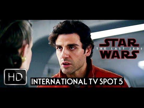 Star Wars: The Last Jedi (International TV Spot 'Poe Dameron')