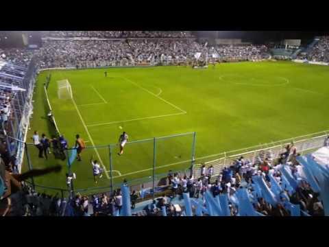 """""""Recibimiento atlético Tucumán vs Palmeiras"""" Barra: La Inimitable • Club: Atlético Tucumán"""
