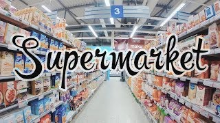Идём в Финский Супермаркет ➼ Продукты, Цены