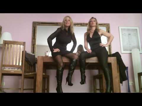 Sex-Video Spott der Männer