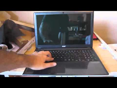 Acer Aspire V5 unboxing + review