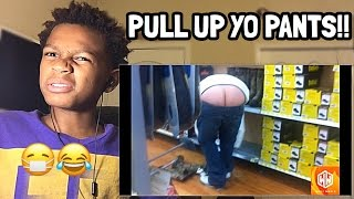 WHAT DID I JUST SEE!!! People Of Walmart 2017 (Reaction/Thoughts)