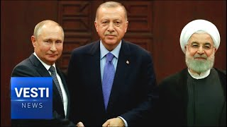 Russia Turkey Iran Summit: Vladimir Putin Says Syria Won't Be Carved Up Into Zones Of Influence!
