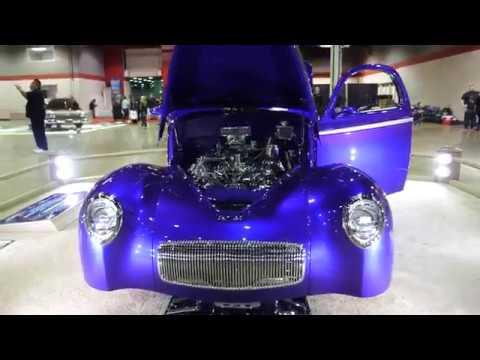World Of Wheels Autorama Custom Car Show Chicago IL 2019 [4K]