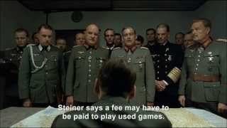 Hitler rants about the Xbox One