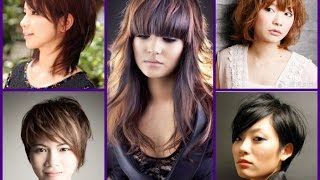 Top-20 Trendy Asian Hairstyles  For Women!