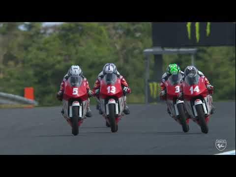 Highlights Race 02 | Round 05 - Twin Ring Motegi | 2019 Idemitsu Asia Talent Cup