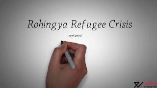 Rohingya Crisis - Explained (2 minutes)