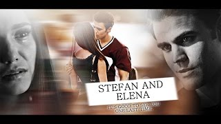 Дневники Вампира, Stefan & Elena | It's good to see you, one last time. [8x16]