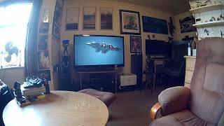 Cinebee 75hd first full pack flight fpv