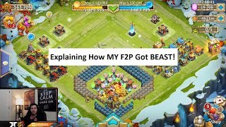 JT Giving Free 2 Play TIPS & Tricks Hope It HELPS! Castle Clash