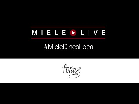 #MieleDinesLocal presents: Forage with Chef Welbert Choi