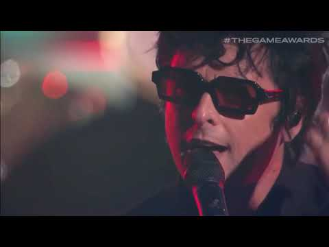 Green Day - Welcome to Paradise / Father Of All (Full Performance Live at The Game Awards 2019)