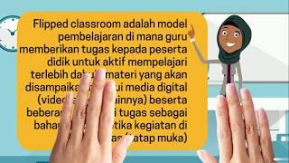 Model Pembelajaran FLIPPED CLASSROOM Dengan Memanfaatkan RUMAH BELAJAR