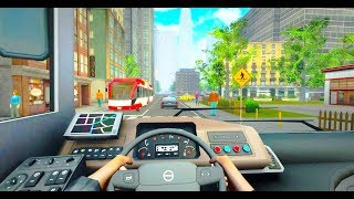 Top 10 Bus Simulator Games 2017 foe Android/IOS [AndroGaming]