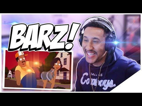 AZZERZ BEST VIDEO! | Hit Rap Songs In Voice Impressions 2 | Reaction