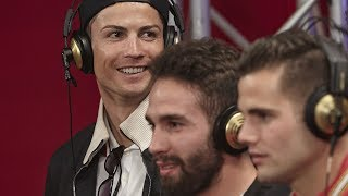 Hymne Officiel Real Madrid 2014 : RedOne ft Players behind scenes