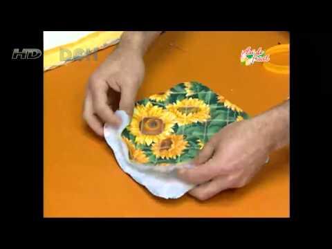 7º Clase Vistiendo la cocina: guante y toma-ollas