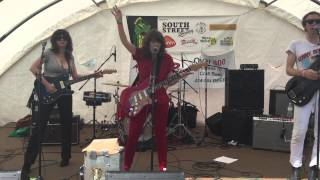 Those Darlins - Mystic Mind live in Charlottesville, VA. Know Good Beer Festival 2015
