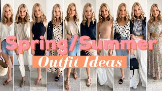 SUMMER OUTFIT IDEAS 2020 | CASUAL TO DRESSY SPRING/SUMMER LOOKS