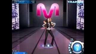 Mstar SG Dancing to Orange Caramel-Catallena (Training Ver.)