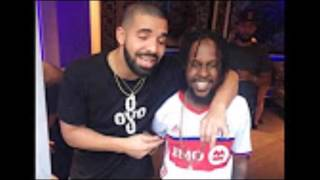 Popcaan Ft Drake - My Chargie ( Clean )