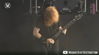 Megadeth - My Last Words [Live at Hellfest 2018]