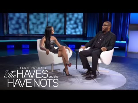 , title : 'Why Tika Sumpter Almost Lost Candace Young Role | Tyler Perry's The Haves and the Have Nots | OWN'