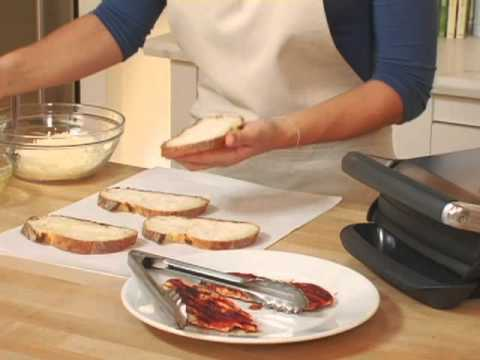 How to Use the Breville Panini Press
