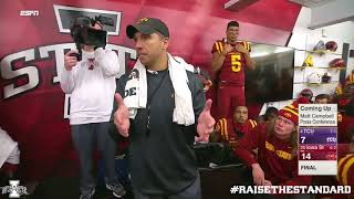 Iowa State - Fall In Love with the Process