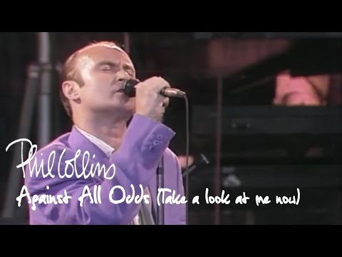 Against All Odds (Take a Look at Me Now) (1984) (Song) by Phil Collins