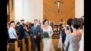 Edmonton Wedding Photographer: St John the Evangelist & Southwood League Community Hall - Video