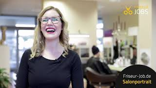 Friseur Job YouTube Video