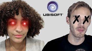 """Ubisoft Dev Threatens To """"End"""" PEWDIEPIE"""