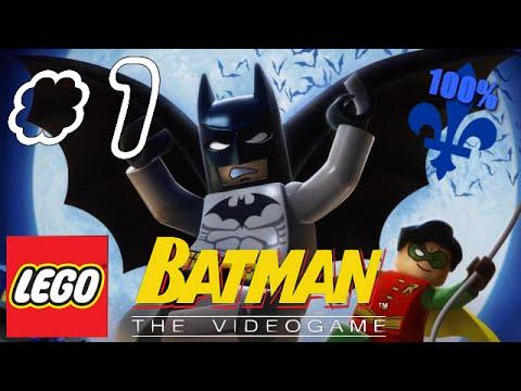 Vidéo LEGO Jeux vidéo XB360-LB : LEGO Batman - XBOX 360
