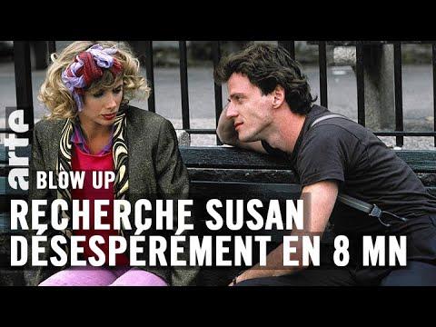 Recherche Susan désespérément en 8 minutes - Blow Up - ARTE