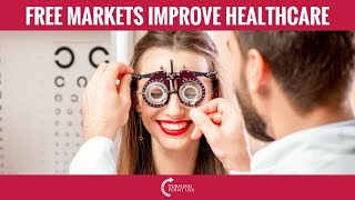 Charlie Kirk: Free Markets Improve Healthcare